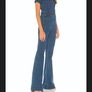 80610d1fa32 Show Me Your MuMu Pants - Show Me Your Mumu Everhart Jumpsuit Denim XS NWT